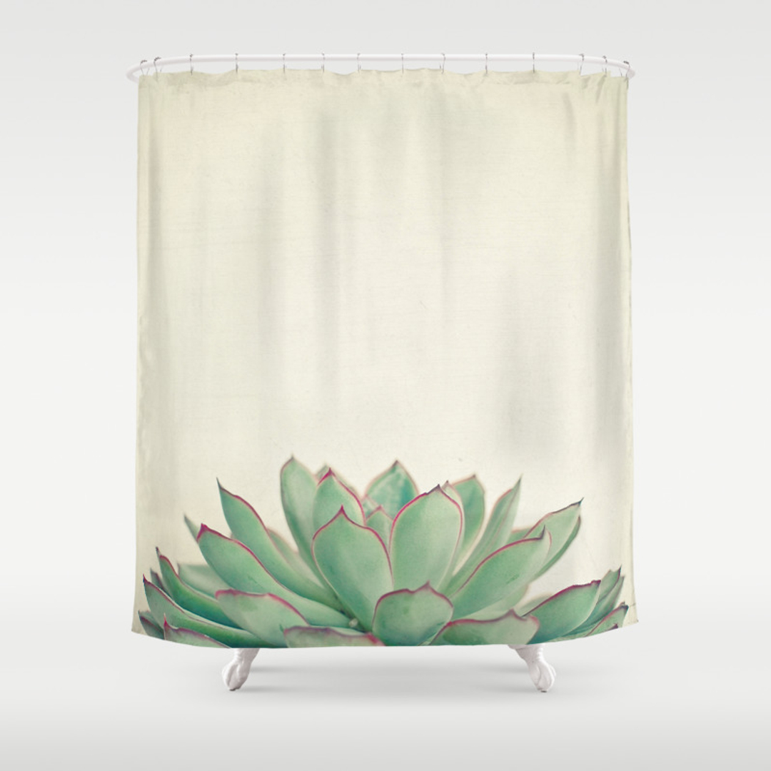 photography shower curtains society6. Black Bedroom Furniture Sets. Home Design Ideas