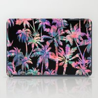 Maui Palm {Black} iPad Case