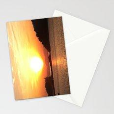 Island Sunrise Stationery Cards