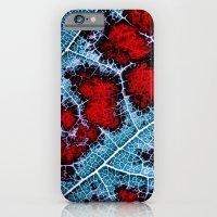 Leaf Structure Macro III iPhone 6 Slim Case
