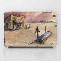 The Lone Saloon iPad Case