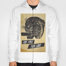 Too Fast For Love Hoody