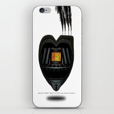 BULLET PROOF HEART iPhone & iPod Skin
