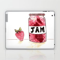 Strawberry VS Jam Laptop & iPad Skin