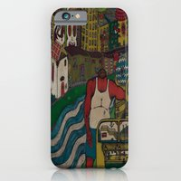 City Of Angels iPhone 6 Slim Case