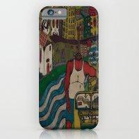 City Of Angels iPhone 6 Slim Case