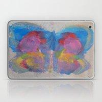 Pastel Ice Cream Butterf… Laptop & iPad Skin