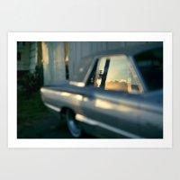 smooth ride Art Print