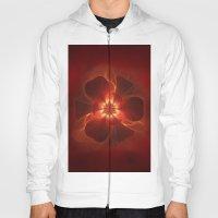 Fire Flower Hoody