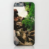 iPhone & iPod Case featuring Railay Beach TH - Trail II by Dolphin and Cow