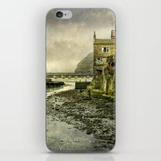 The Beck at Staithes iPhone & iPod Skin