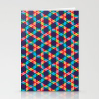 BP 78 Star Hexagon Stationery Cards
