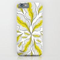 Yellow---line iPhone 6 Slim Case