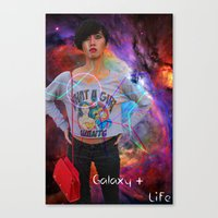 Galaxy Life Canvas Print