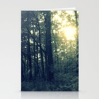 Dual Nature Stationery Cards
