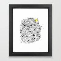 The Eternal Optimist Framed Art Print
