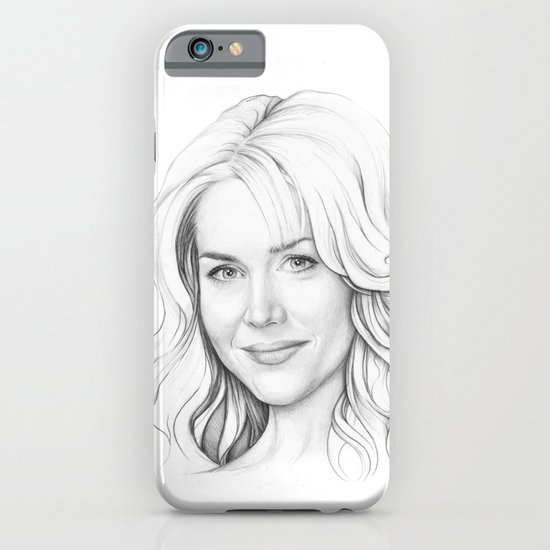 Rita Bennett (DEXTER) iPhone & iPod Case