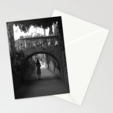 A Path in Ravello, Italy Stationery Cards