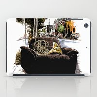 Chairs Of Montreal iPad Case