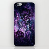 Magical Evening Floral A… iPhone & iPod Skin