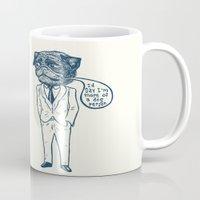 Types Of People Mug