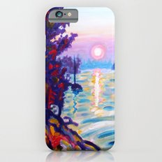 Gold Island Sunset  iPhone 6s Slim Case