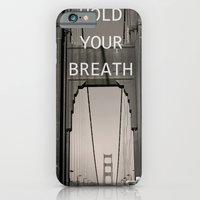 iPhone & iPod Case featuring Hold Your Breath by Bubblesquat