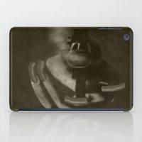 Grunge Bang Bang Nails S… iPad Case
