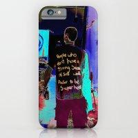 hero's iPhone 6 Slim Case