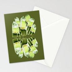 emerald city. Stationery Cards