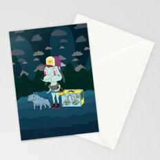 LOS PENCALES EN VIVO!!! Stationery Cards