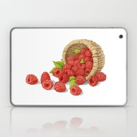 Raspberries Laptop & iPad Skin
