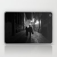 Brussels, A Night Walk I… Laptop & iPad Skin