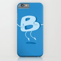 iPhone & iPod Case featuring B Happy! by kaboart