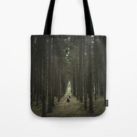 The Woods of St Olof Tote Bag