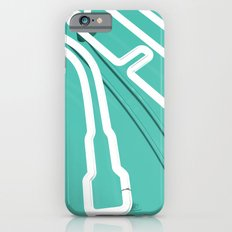Neon Turntable 3 - 3D Art Slim Case iPhone 6s