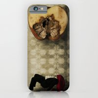 iPhone & iPod Case featuring Glitch 4: Broken Hopes by John Magnet Bell