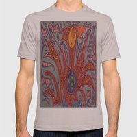 The Phoenix Mens Fitted Tee Cinder SMALL