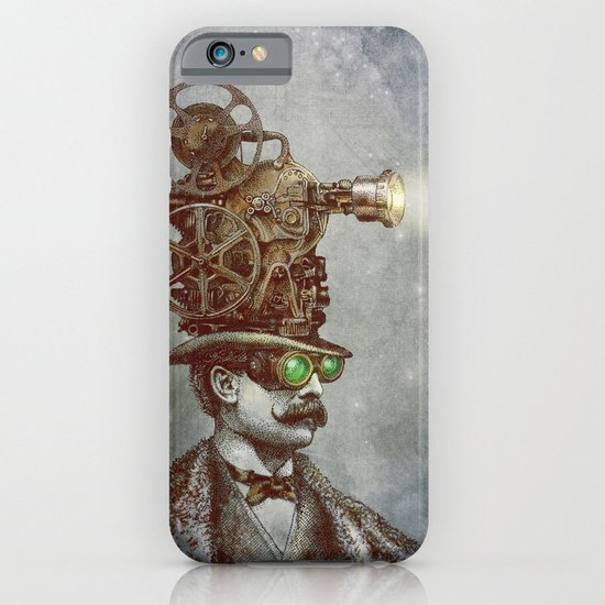The Projectionist (colour option) iPhone & iPod Case