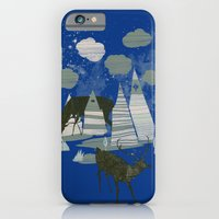 magic mountains iPhone 6 Slim Case