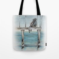 Do You Remember We Were Sitting There Tote Bag