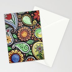 Paisley Fun  Stationery Cards