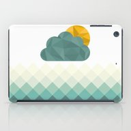 Sea Polygons iPad Case