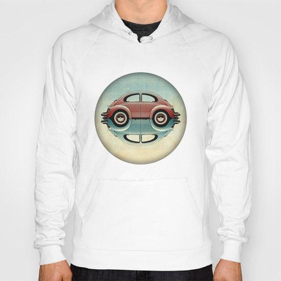 4 speed - VW beetle   Hoody