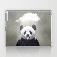 Panda Rain Laptop & iPad Skin