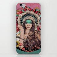 Nahsdzaan Shima iPhone & iPod Skin