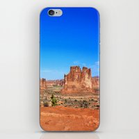 Monument, Utah iPhone & iPod Skin