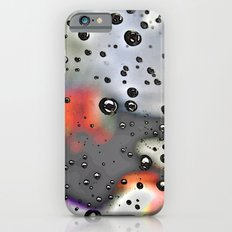 Pearly dew drops drop Slim Case iPhone 6s
