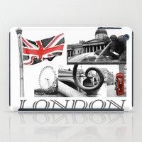 London Reds iPad Case