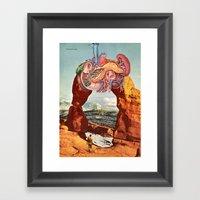 Delicate Arch, Utah Framed Art Print